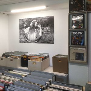Schallplatten Vinyl-Audio-Design