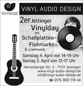 2. Vinylday Jettingen 2020