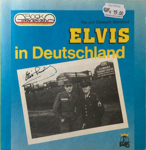 Elvis in Deutschland Buch