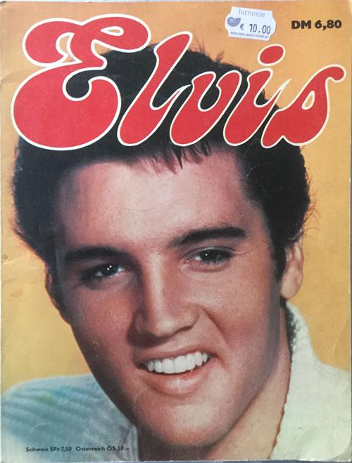 Elvis Presley Buch