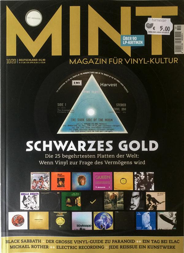 Mint-Fachzeitschrift