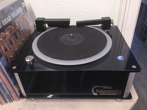 Schallplatten waschen